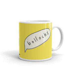 Mug: Bollocks - Limited Black Friday Special - Benbo Global Megastore