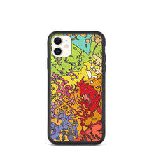 Load image into Gallery viewer, Biodegradable Phone Case: Art Gallery - iPhone - Benbo Global Megastore