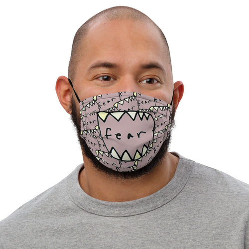 Face Mask: Mouth Of Doktor Fear - Benbo Global Megastore