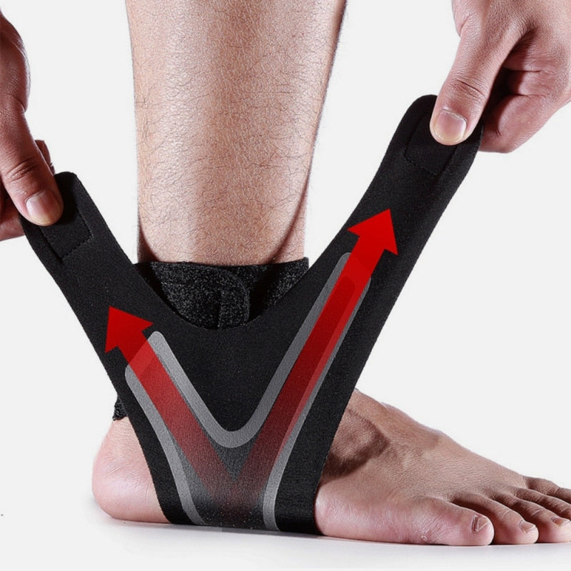 Adjustable Ankle Compression Brace