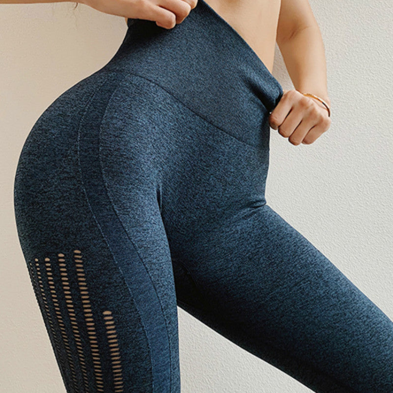 Breathable Mesh Sport Leggings