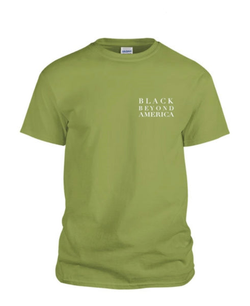 BBA Green Short Sleeve T Shirt