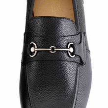 Load image into Gallery viewer, Horsebit Loafers - Black