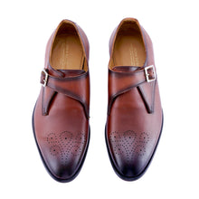 Load image into Gallery viewer, Single Monkstraps - Tan