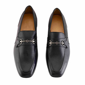 Horsebit Loafers - Black