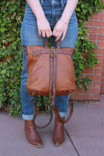 Load image into Gallery viewer, Ampere Creations - Carolina Backpack - Brown