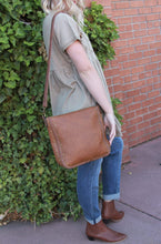 Load image into Gallery viewer, Ampere Creations - Shelby Crossbody - Brown