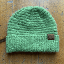 Load image into Gallery viewer, CC CC Beanies CC Beanie - Soft Fuzzy - Avocado