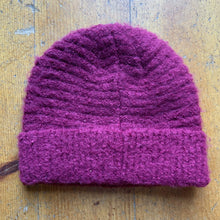 Load image into Gallery viewer, CC CC Beanies CC Beanie - Soft Fuzzy - Berry