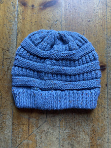 CC CC Beanies CC Beanie - Speckled - Denim Blue