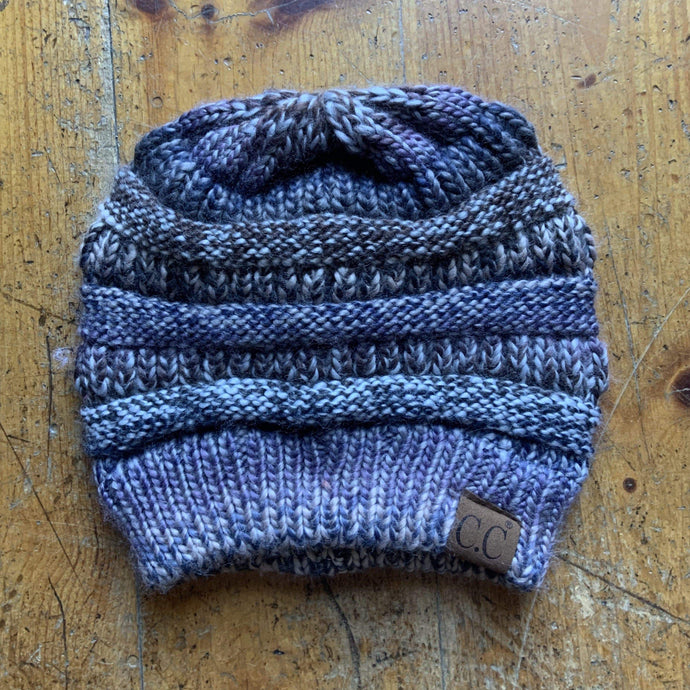 CC CC Beanies CC Beanie - Thread Mix - Grey/Black Multi