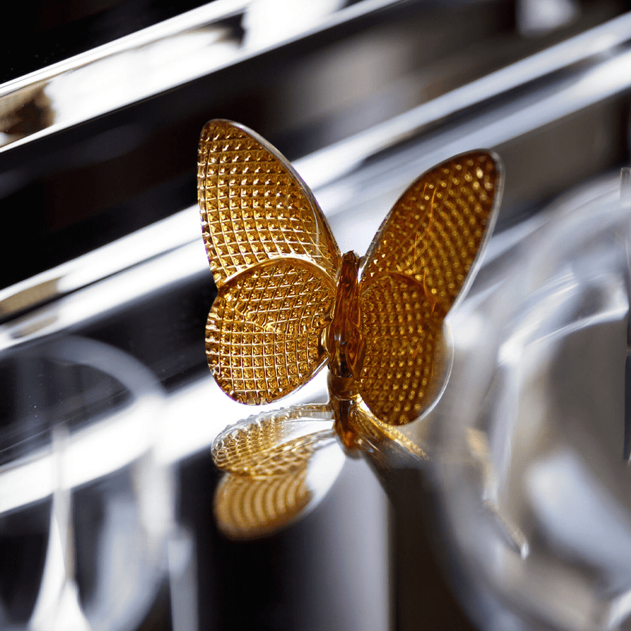 PAPILLON LUCKY BUTTERFLY DIAMOND GOLD