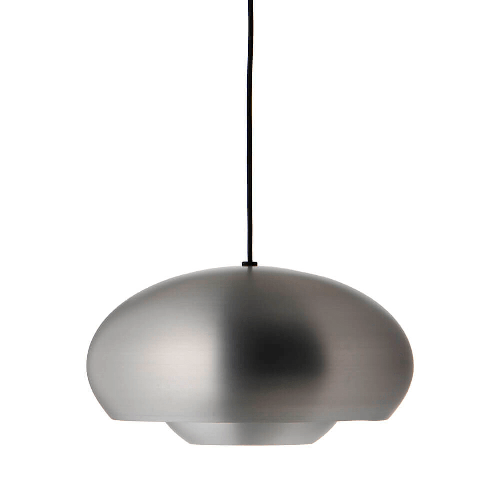 CHAMP PENDANT LARGE BRUSHED ALUMINIUM
