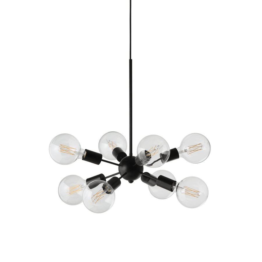 MEGA JUNCTION PENDANT BLACK