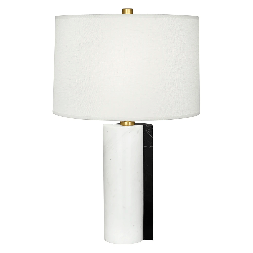 CANAAN SHIFT TABLE LAMP WHITE