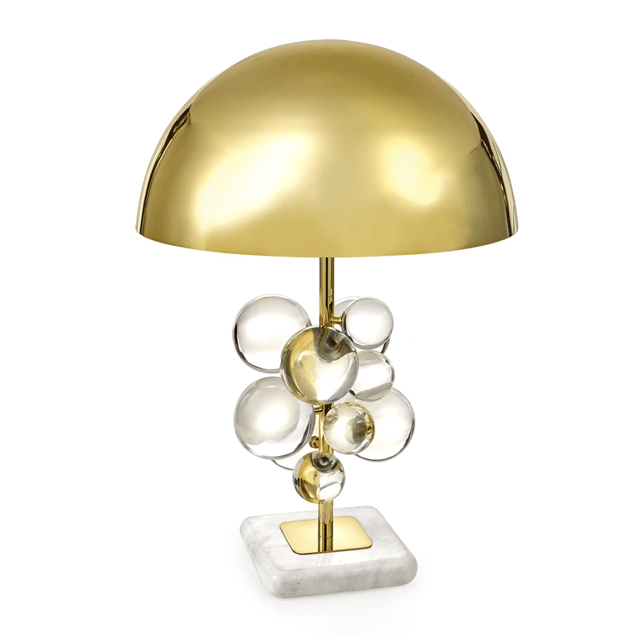 GLOBO TABLE LAMP CLEAR