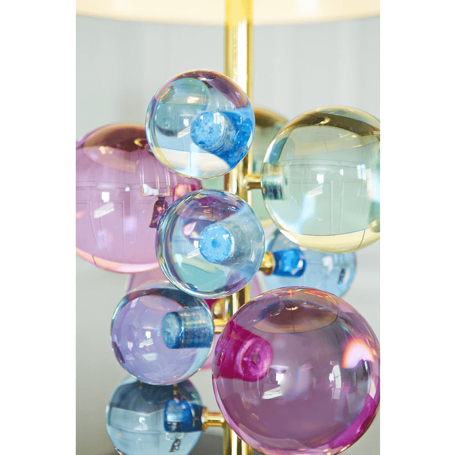 GLOBO TABLE LAMP MULTI