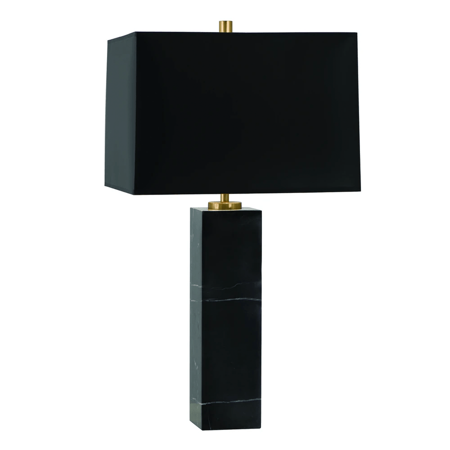 TALL CANAAN TABLE LAMP BLACK