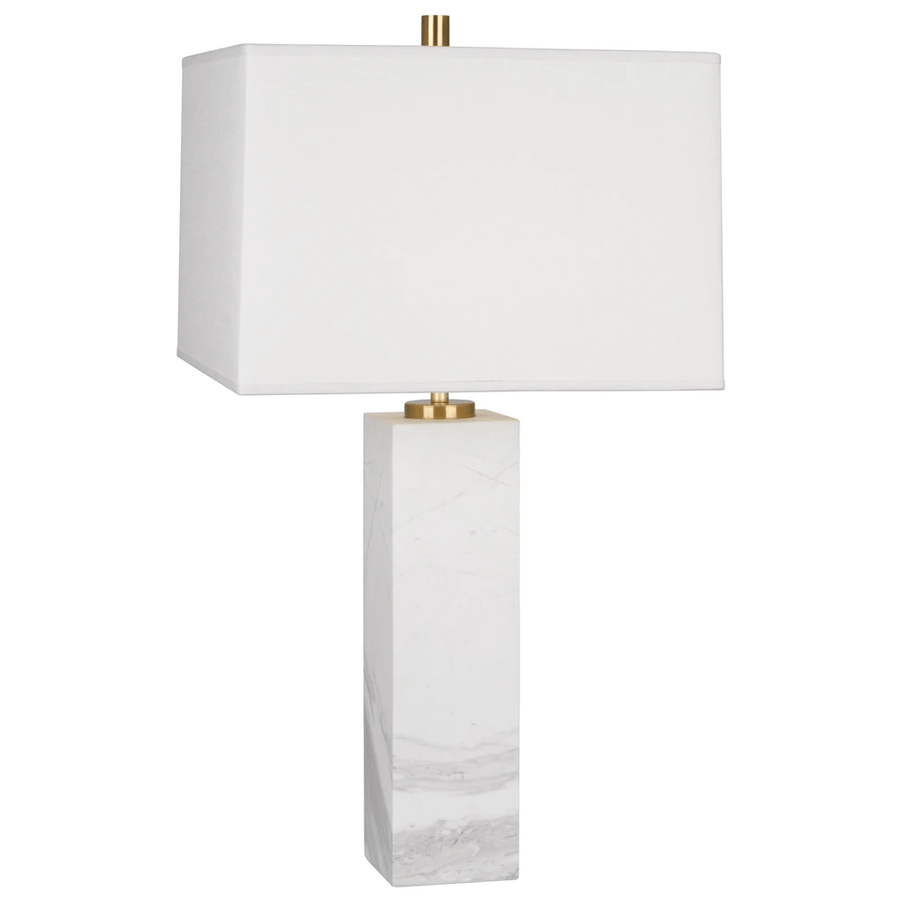 TALL CANAAN TABLE LAMP WHITE