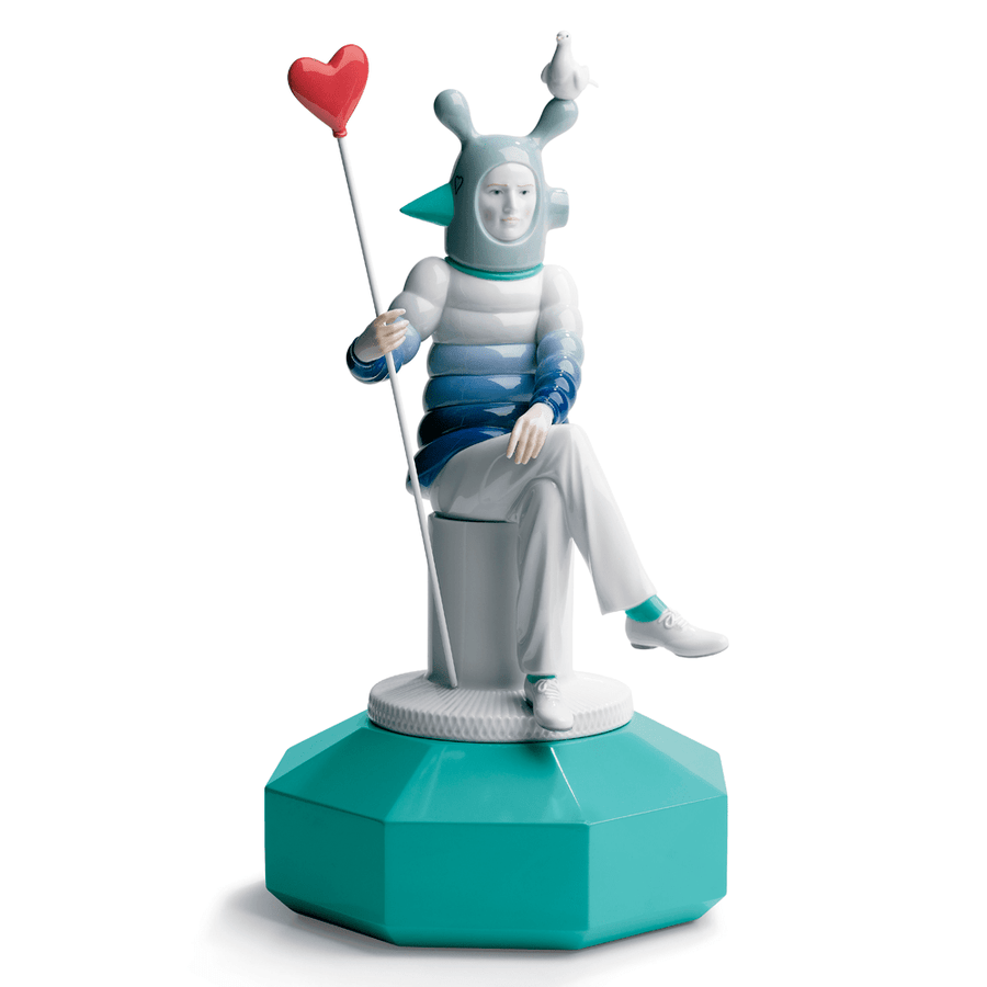 THE LOVER I FIGURINE