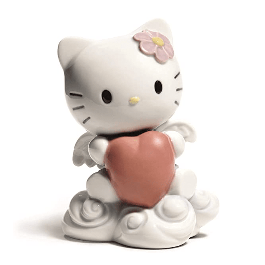 HELLO KITTY FROM THE HEART