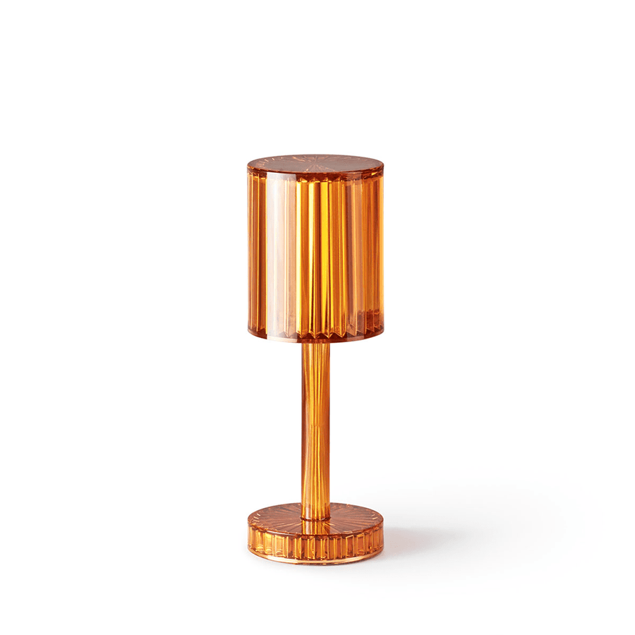 Vondom Lámpara de mesa GATSBY CYLINDER TABLE LAMP AMBAR