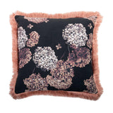 Cushion - Hydrangea - Fringed