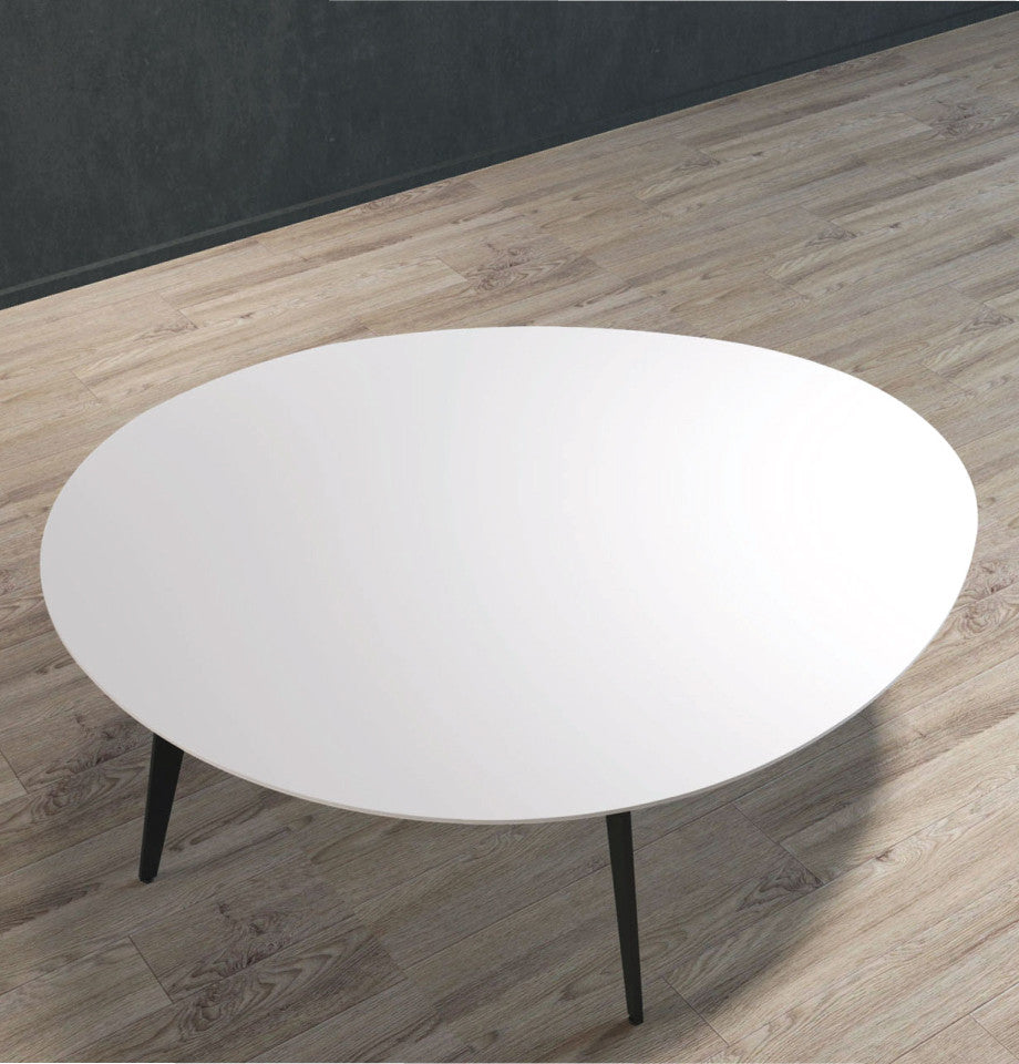 Ordinaire Manly Large Coffee Table   High Gloss White ...