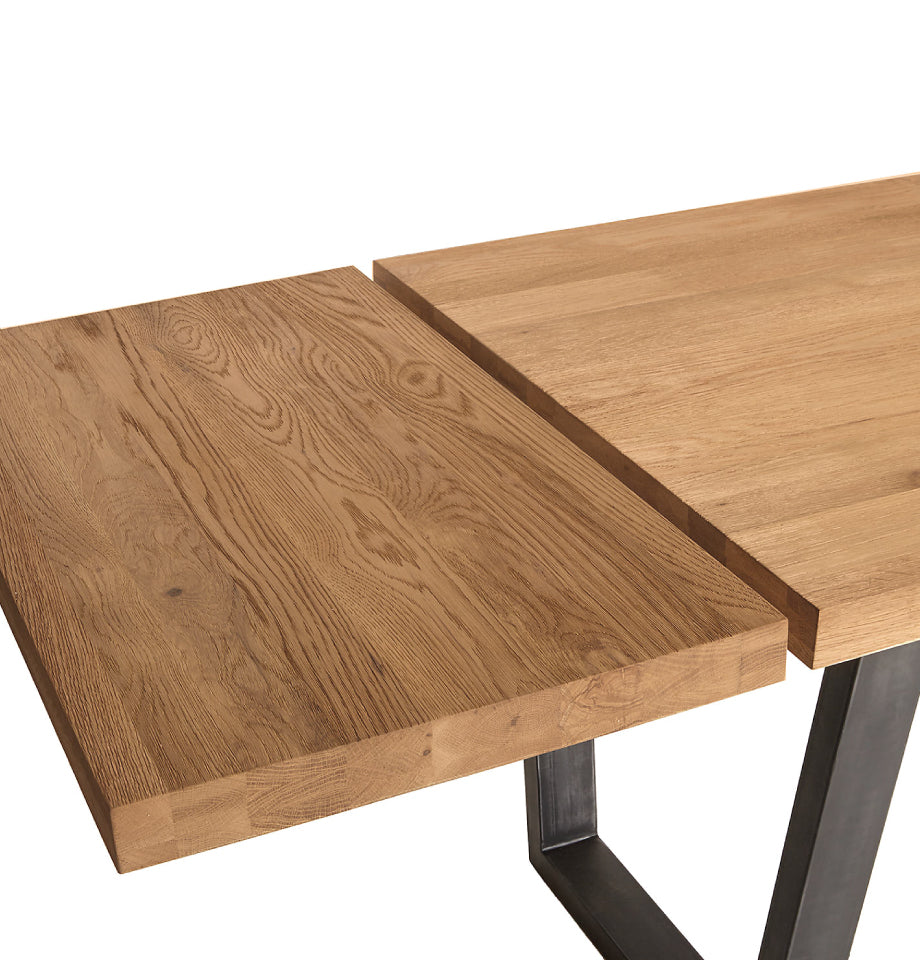 Calia Extension Leaf for 1600 Table - Oak