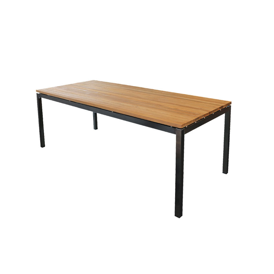 Marseille narrow outdoor table