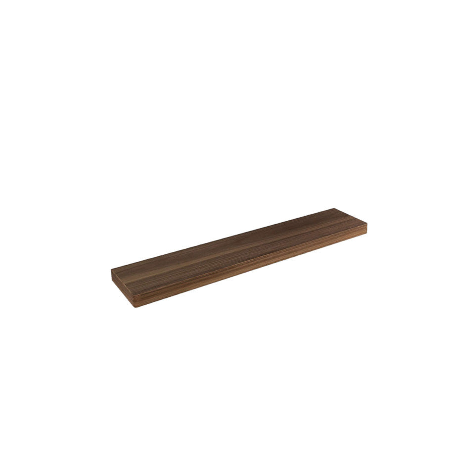 Floating Shelf 800 - Walnut