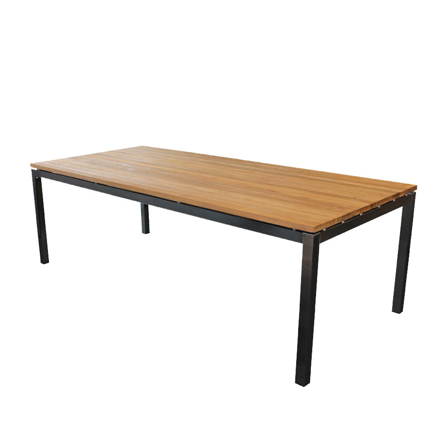 Marseille Outdoor Table - Charcoal 2250