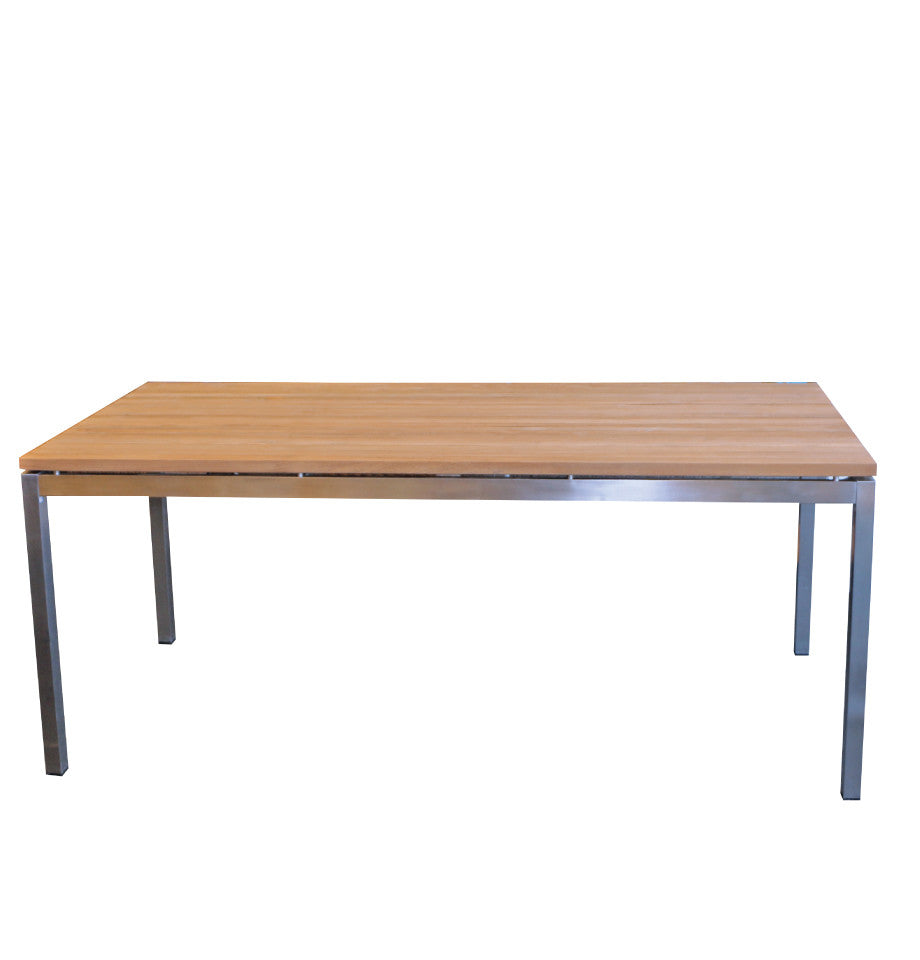 Marseille Outdoor Dining Table - 225x100 - Teak