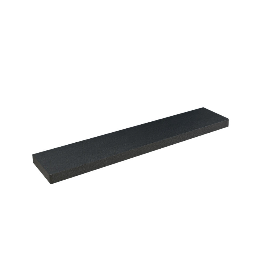 Floating Shelf 1120 - Black Oak Veneer