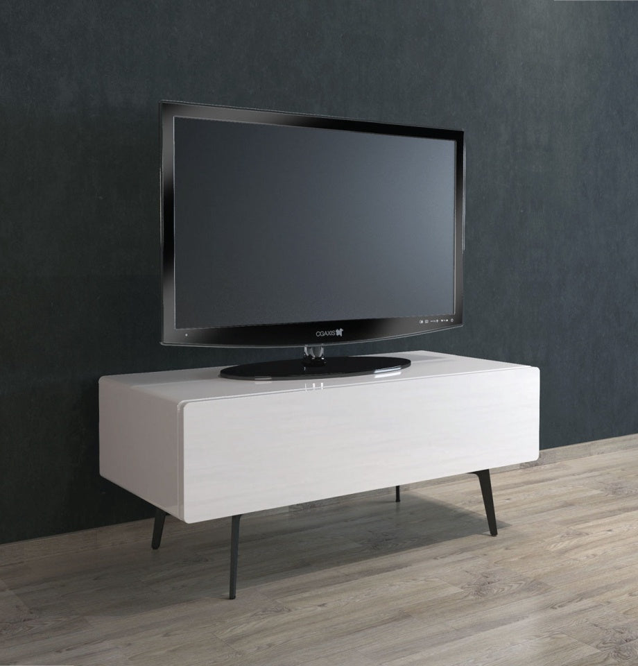Manly Freestanding Entertainment Unit 1120 - High Gloss White