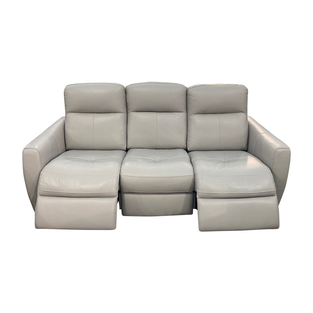Genoa 3 seater - showing the recliners