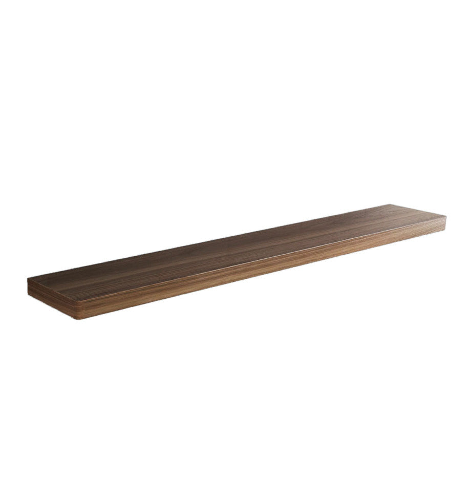 Floating Shelf 1660 - Walnut