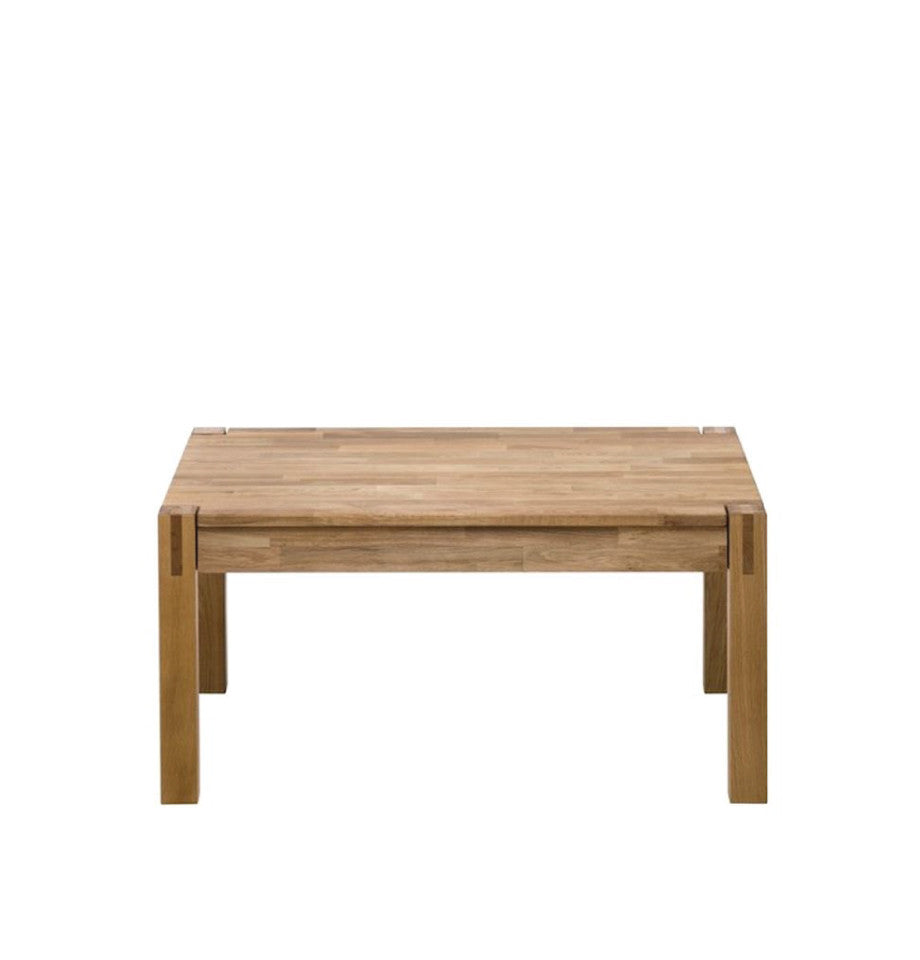 Modena Oak Coffee Table with Drawer - 65x95cm