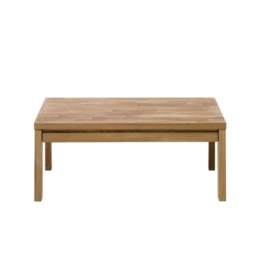 Naples Oak Coffee Table w/Drawer