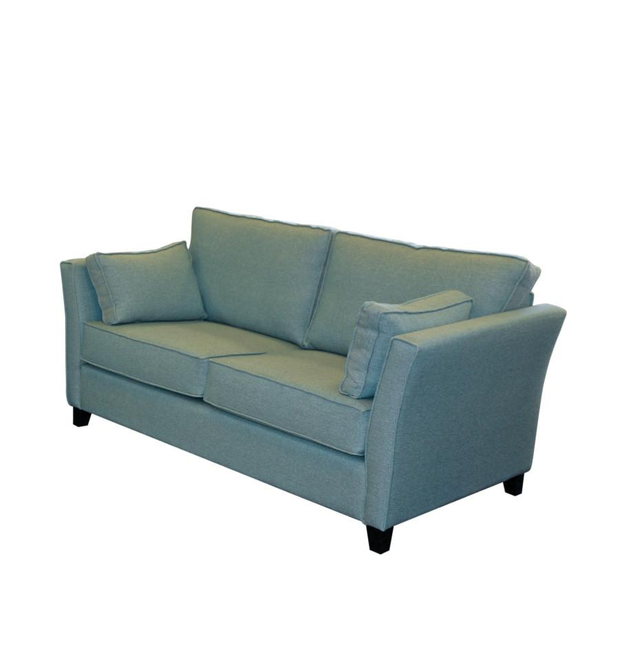 Atlanta - Dallas Opal Fabric - 2.5 Seater