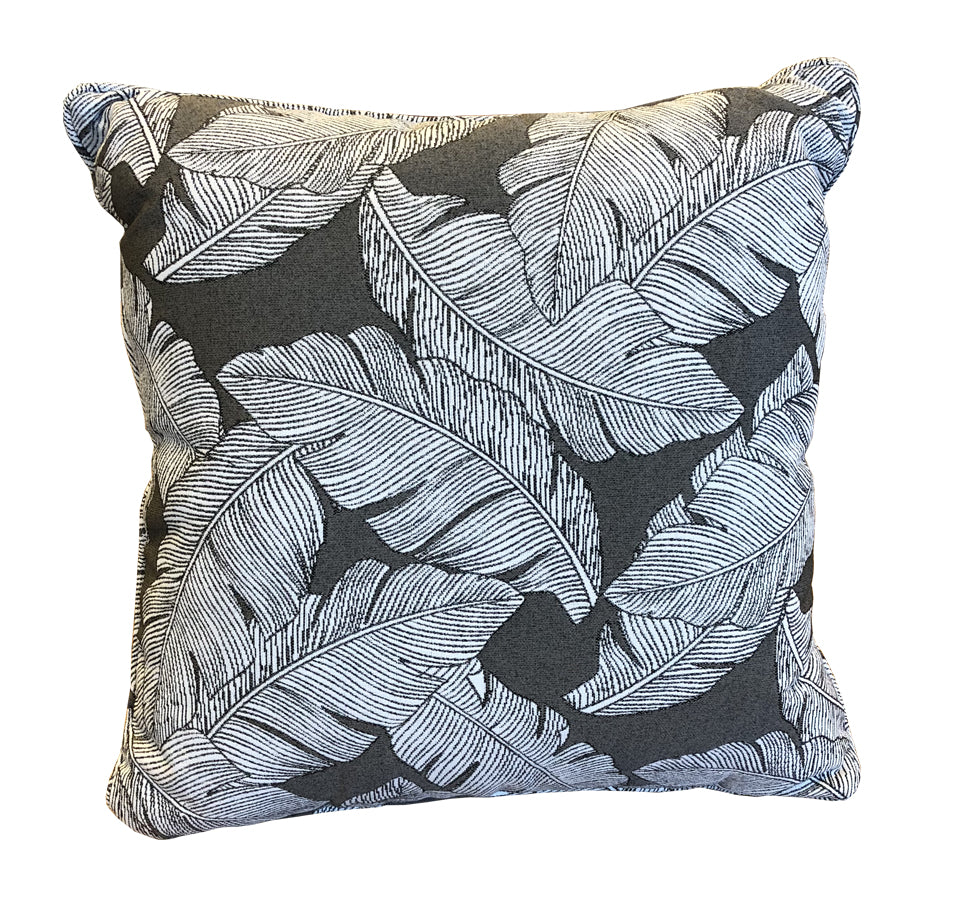 Axroma Outdoor Cushion - Nightingale Colour Charcoal