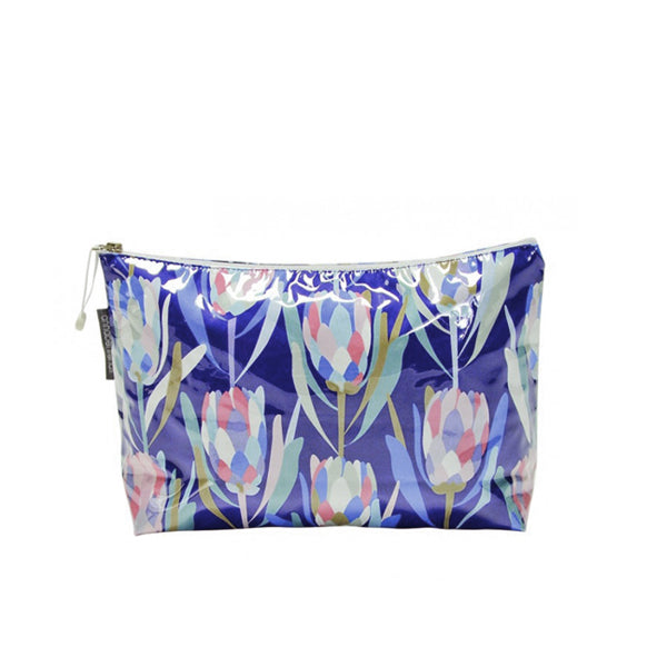 Cosmetic Bag Large - Protea
