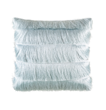 Cushion - Fringe - Ice