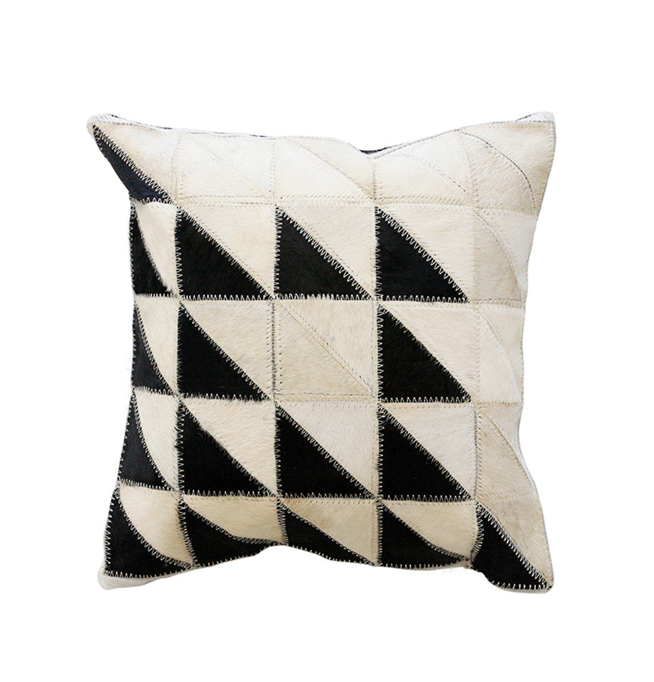 Cushion - Grosso - Black / White