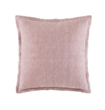 Cushion - Linen - Blush - Feather Fill
