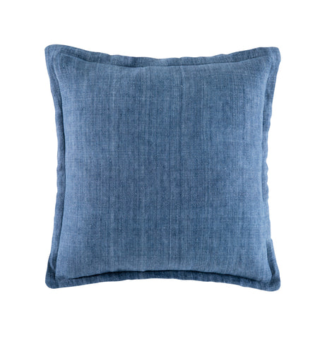 Cushion - Lenore - Blue/Gold
