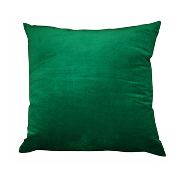 Cushion - Majestic With Feather Inner - Emerald Jade