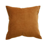 Cushion - Majestic with Feather Inner - Nutmeg