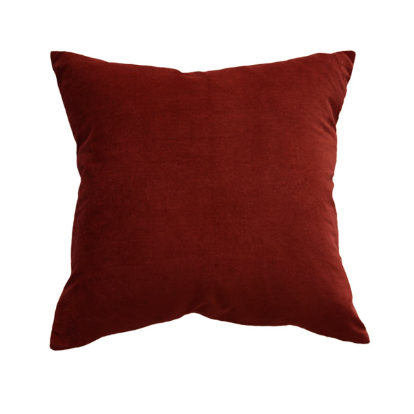Cushion - Majestic with Feather Inner - Ruby