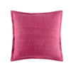 Cushion - Linen - Wine - Feather Fill